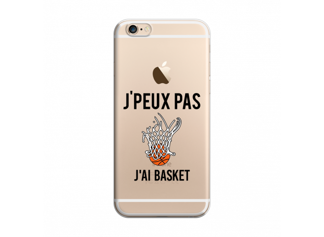 Coque iPhone 6Plus/6SPlus J Ai Basket