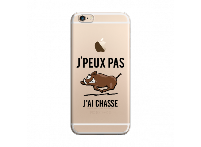 Coque iPhone 6Plus/6SPlus J Ai Chasse