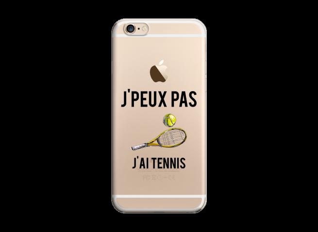 Coque iPhone 6Plus/6SPlus J Ai Tennis