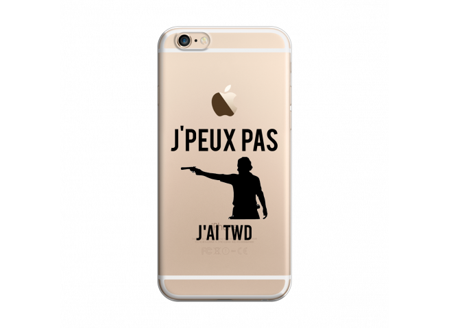 Coque iPhone 6Plus/6SPlus Jai Twd