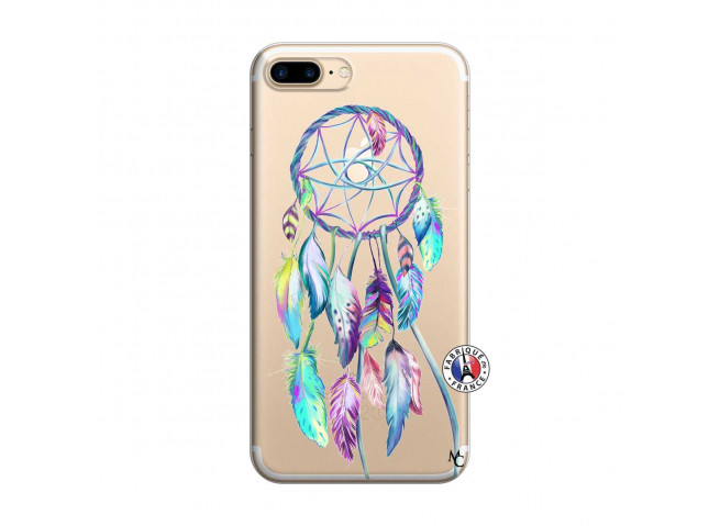 Coque iPhone 7 Plus/8 Plus Blue Painted Dreamcatcher