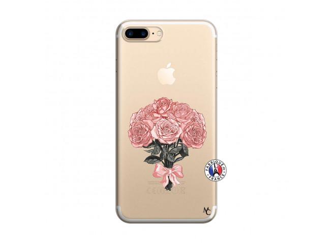 Coque iPhone 7 Plus/8 Plus Bouquet de Roses
