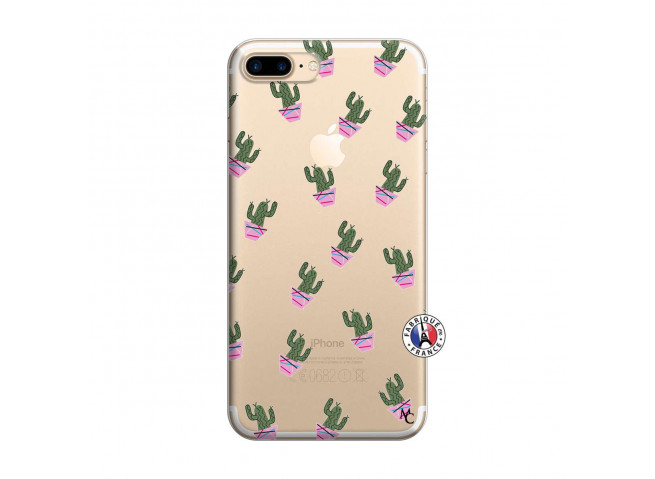 Coque iPhone 7 Plus/8 Plus Cactus Pattern