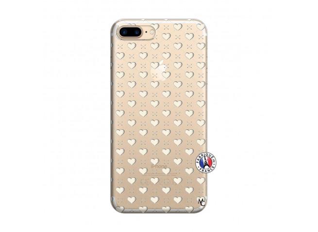 Coque iPhone 7 Plus/8 Plus Little Hearts