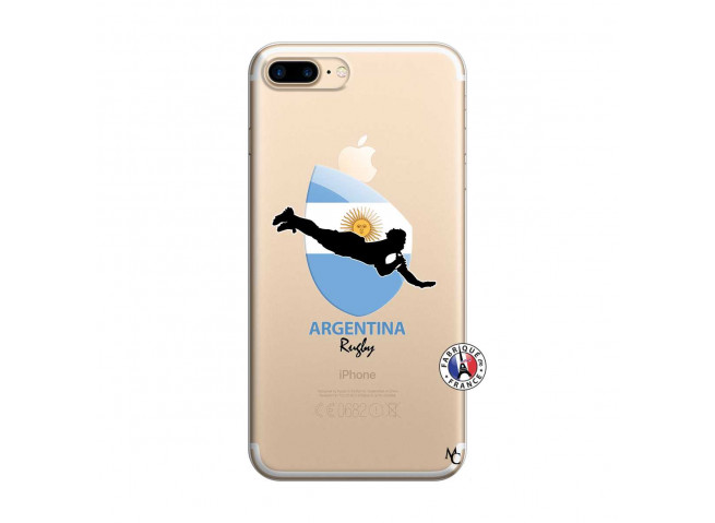 Coque iPhone 7 Plus/8 Plus Coupe du Monde Rugby-Argentine