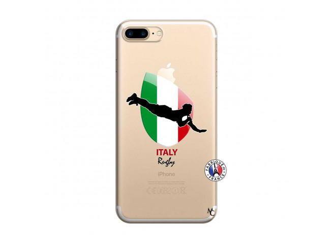 Coque iPhone 7 Plus/8 Plus Coupe du Monde Rugby-Italy