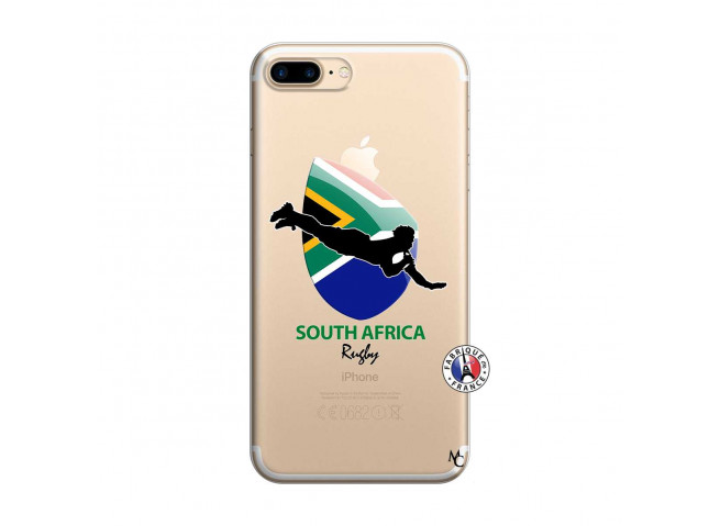 Coque iPhone 7 Plus/8 Plus Coupe du Monde Rugby-South Africa
