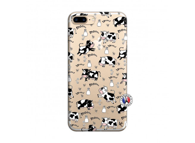 Coque iPhone 7 Plus/8 Plus Cow Pattern