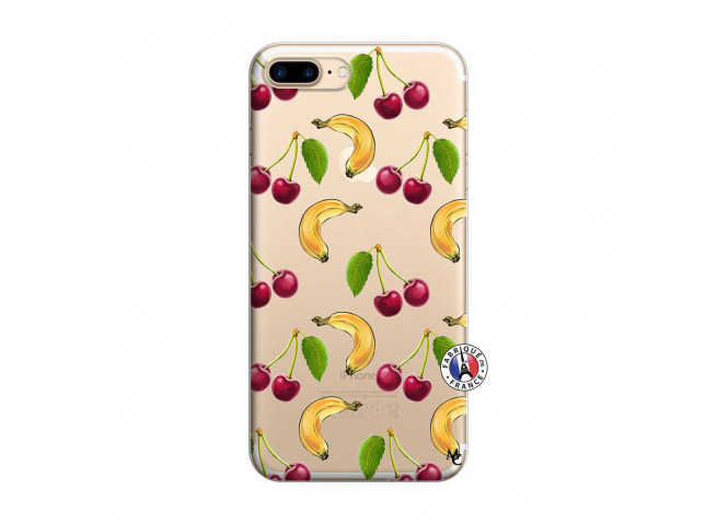 Coque iPhone 7 Plus/8 Plus Hey Cherry, j'ai la Banane