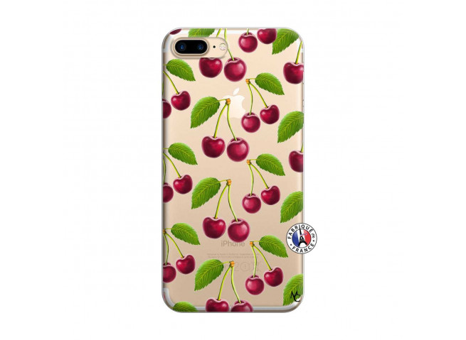 Coque iPhone 7 Plus/8 Plus oh ma Cherry