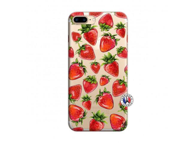 Coque iPhone 7 Plus/8 Plus Ramène ta Fraise