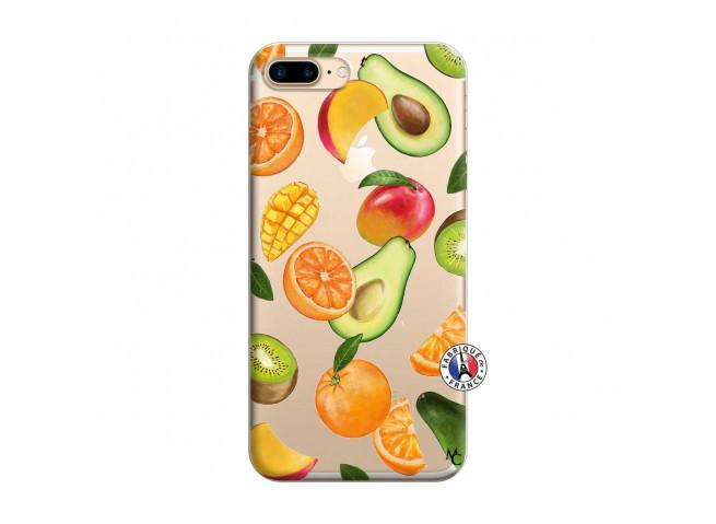 Coque iPhone 7 Plus/8 Plus Salade de Fruits