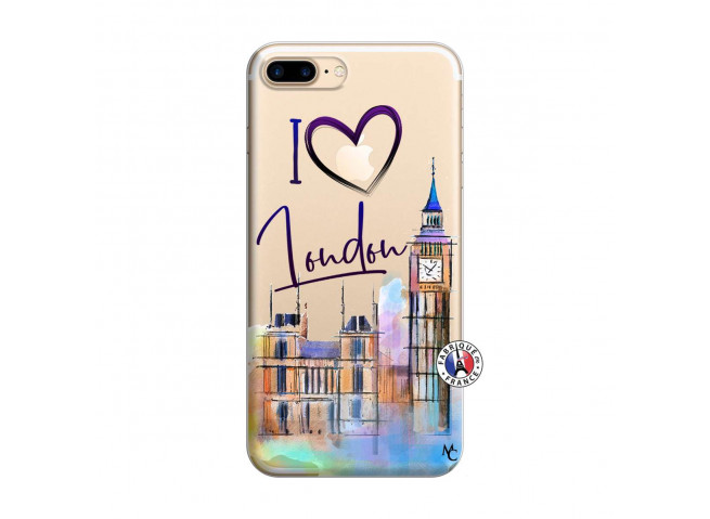 Coque iPhone 7 Plus/8 Plus I Love London