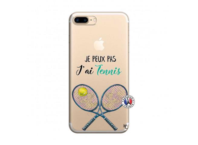 Coque iPhone 7 Plus/8 Plus Je Peux Pas J Ai Tennis