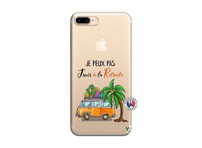 Coque iPhone 7 Plus/8 Plus Je Peux Pas Je Suis A La Retraite