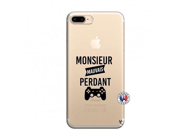 Coque iPhone 7 Plus/8 Plus Monsieur Mauvais Perdant