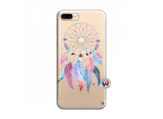 Coque iPhone 7 Plus/8 Plus Multicolor Watercolor Floral Dreamcatcher