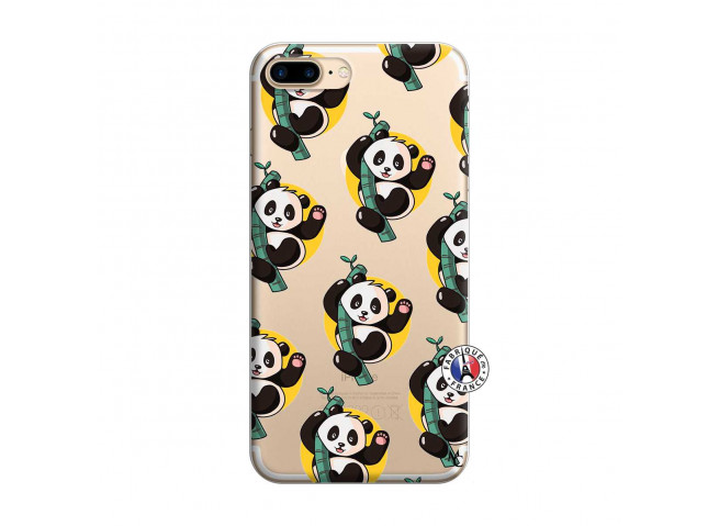 Coque iPhone 7 Plus/8 Plus Pandi Panda