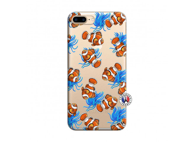 Coque iPhone 7 Plus/8 Plus Poisson Clown