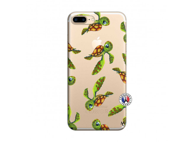 Coque iPhone 7 Plus/8 Plus Tortue Géniale