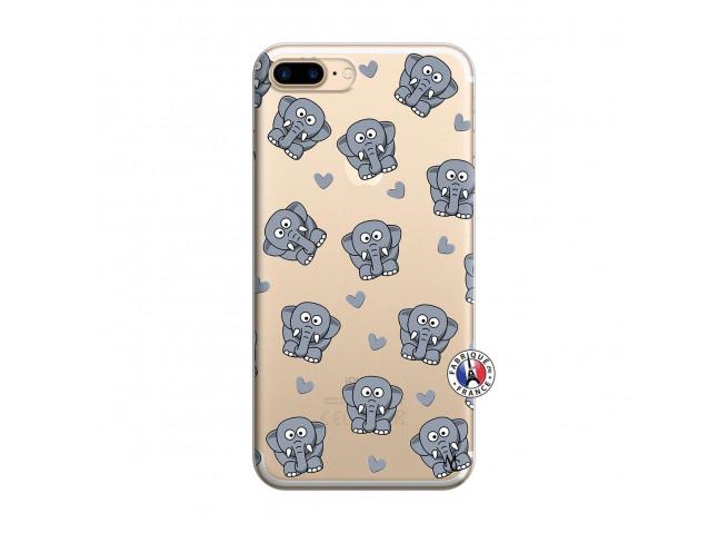 Coque iPhone 7 Plus/8 Plus Petits Elephants
