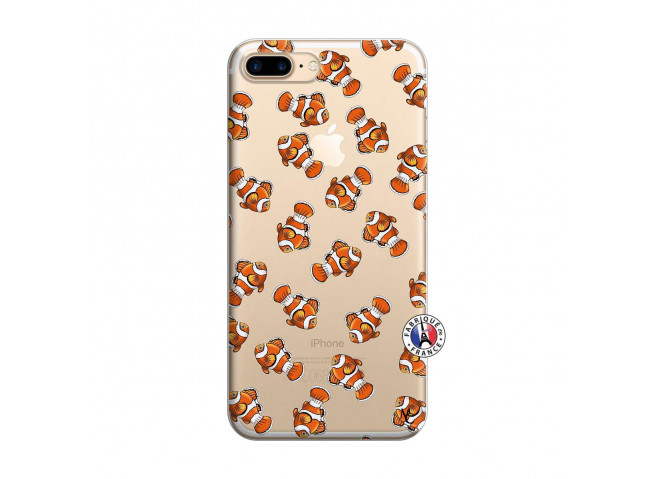 Coque iPhone 7 Plus/8 Plus Petits Poissons Clown