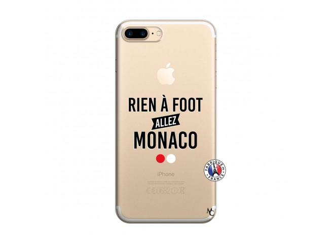 Coque iPhone 7 Plus/8 Plus Rien A Foot Allez Monaco