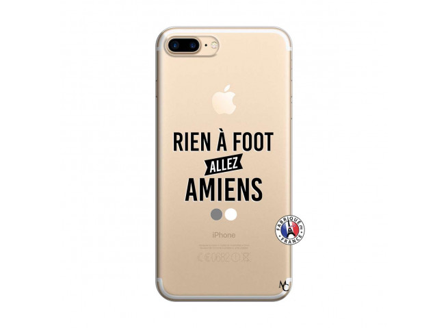 Coque iPhone 7 Plus/8 Plus Rien A Foot Allez Amiens