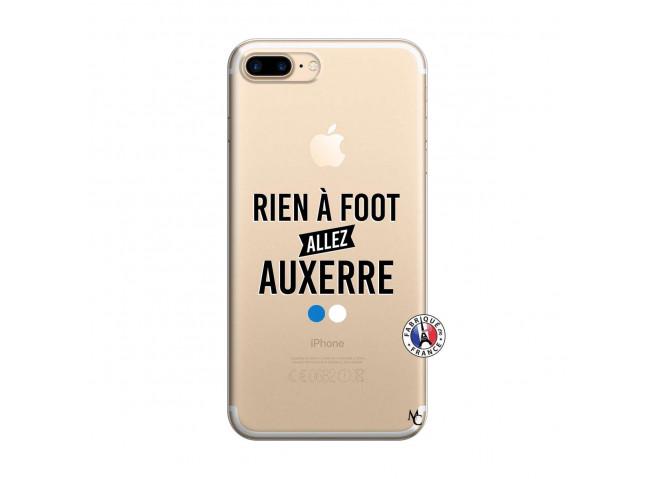 Coque iPhone 7 Plus/8 Plus Rien A Foot Allez Auxerre