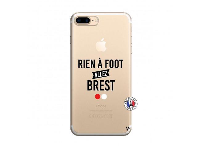 Coque iPhone 7 Plus/8 Plus Rien A Foot Allez Brest