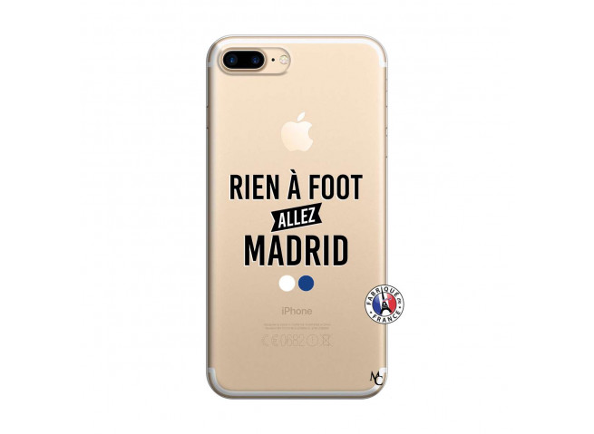 Coque iPhone 7 Plus/8 Plus Rien A Foot Allez Madrid