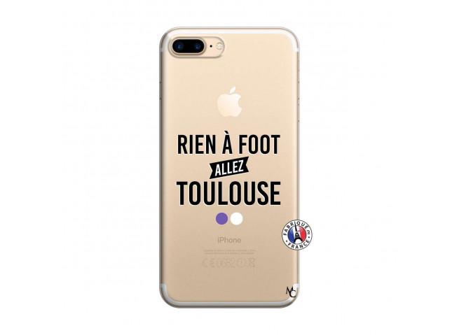 Coque iPhone 7 Plus/8 Plus Rien A Foot Allez Toulouse