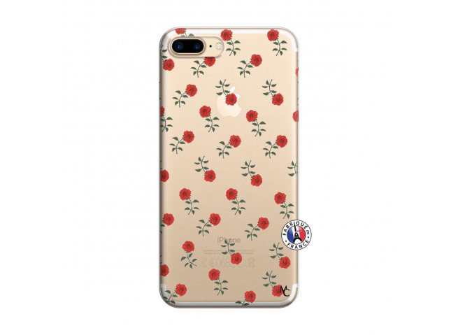 Coque iPhone 7 Plus/8 Plus Rose Pattern