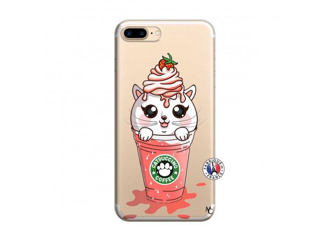 Coque iPhone 7 Plus/8 Plus Catpucino Ice Cream