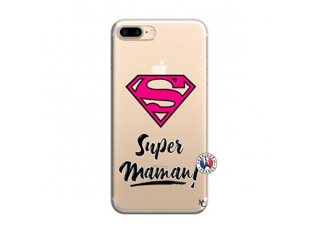 Coque iPhone 7 Plus/8 Plus Super Maman