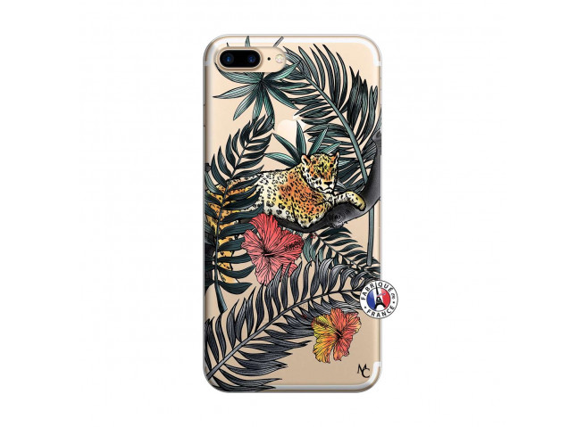 Coque iPhone 7 Plus/8 Plus Leopard Tree