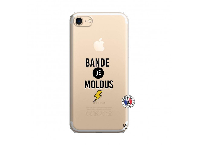 Coque iPhone 7/8 Bandes De Moldus