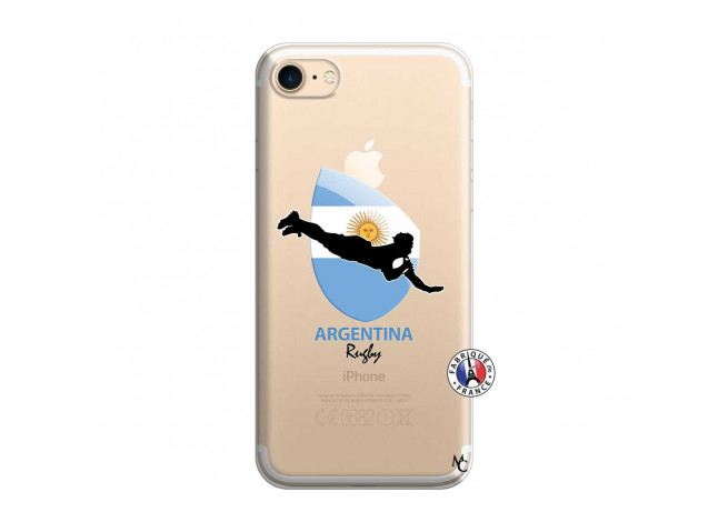 Coque iPhone 7/8 Coupe du Monde Rugby-Argentina