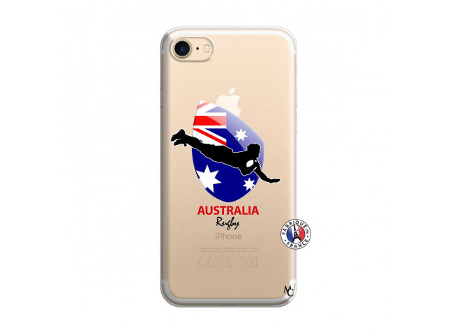 Coque iPhone 7/8 Coupe du Monde Rugby-Australia