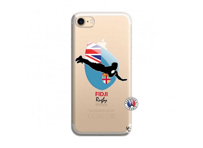 Coque iPhone 7/8 Coupe du Monde Rugby Fidji