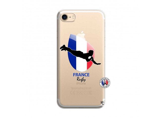 Coque iPhone 7/8 Coupe du Monde de Rugby-France