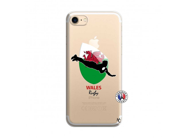 Coque iPhone 7/8 Coupe du Monde Rugby-Walles