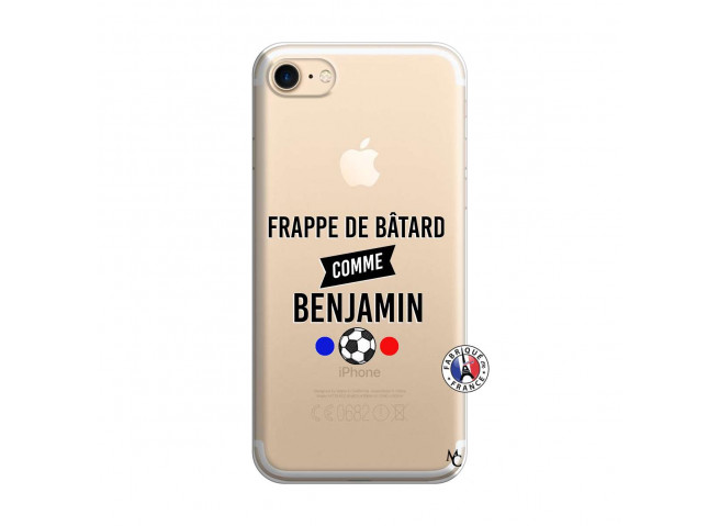 Coque iPhone 7/8 Frappe De Batard Comme Benjamin