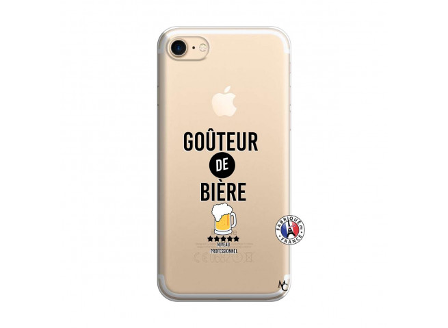 Coque iPhone 7/8 Gouteur De Biere