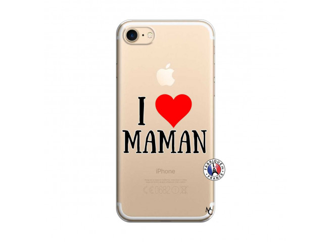 Coque iPhone 7/8 I Love Maman