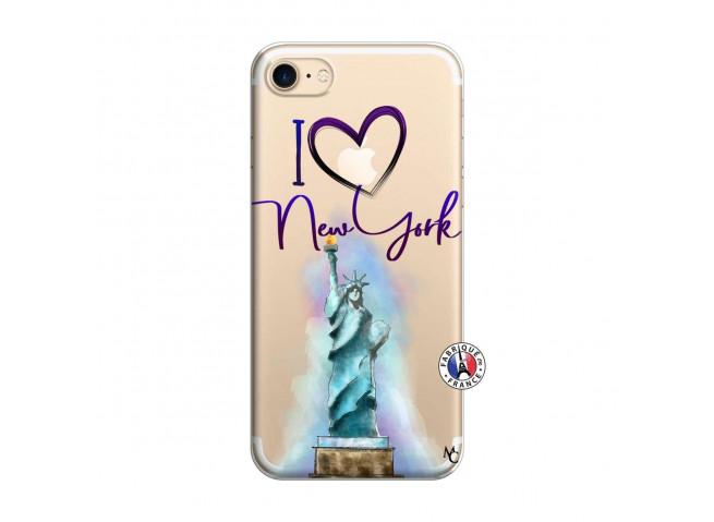 Coque iPhone 7/8 I Love New York