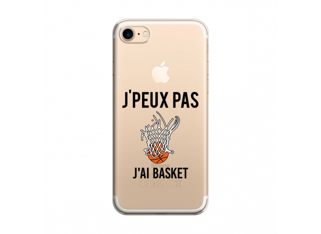 Coque iPhone 7/8 J Ai Basket