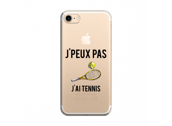 Coque iPhone 7/8 J Ai Tennis