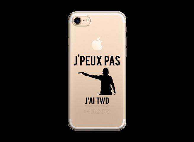 Coque iPhone 7/8 Jai Twd