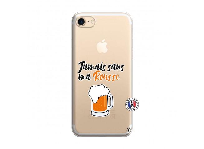 Coque iPhone 7/8 Jamais Sans Ma Rousse